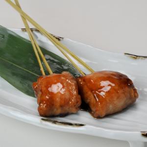豆腐の豚肉ロール串焼
